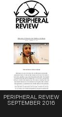 Peripheral Review, September 2016