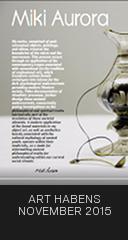 Art Habens Contemporary Art Review, November 2015
